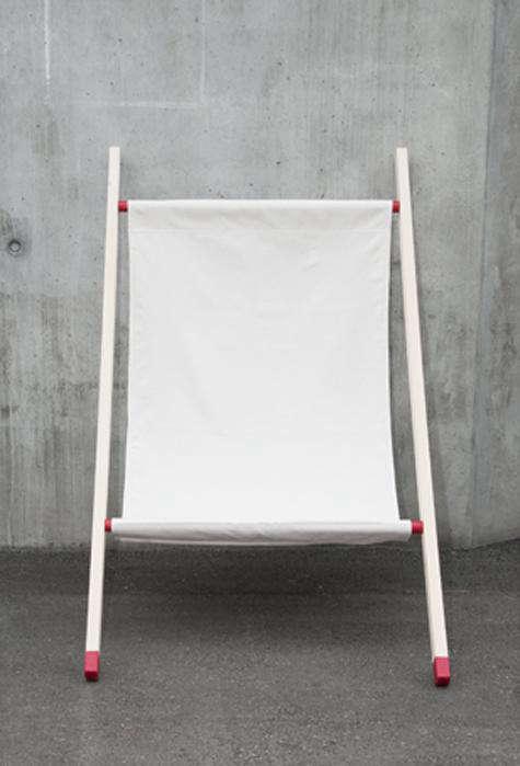 Outdoors Curt Deck Chair by BernhardBurkard  portrait 3