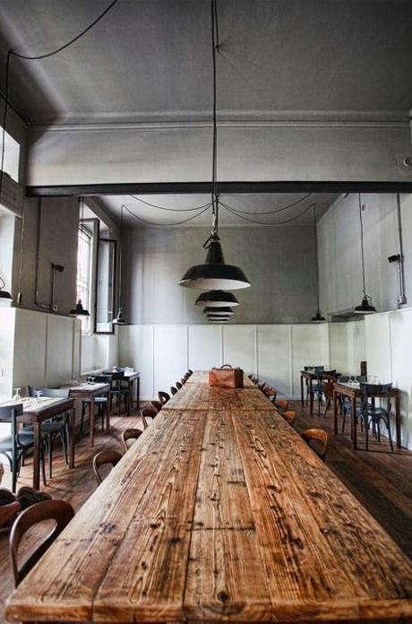 Restaurant Visit U Barba Osteria in Milan Italy portrait 4