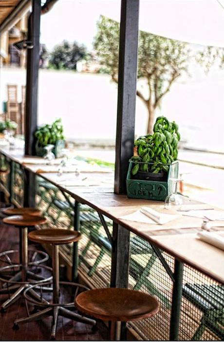 Restaurant Visit U Barba Osteria in Milan Italy portrait 7