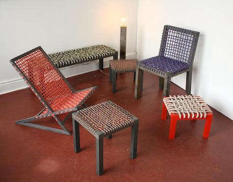 anzer farms woven furniture