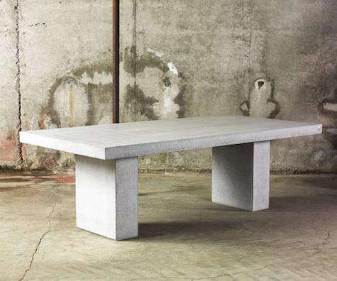concrete outdoor table 10