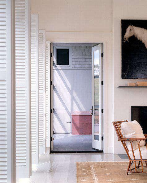 Architect Visit Deborah Berke in Litchfield County Connecticut portrait 7