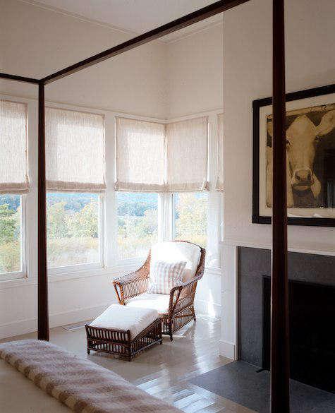 Architect Visit Deborah Berke in Litchfield County Connecticut portrait 9