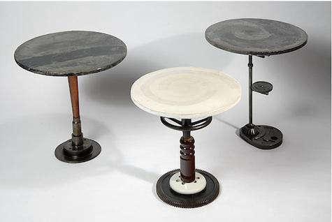 Furniture Draga Obradovic in Italy portrait 7