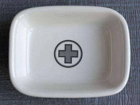 Bath New Soap Dishes from Izola portrait 3
