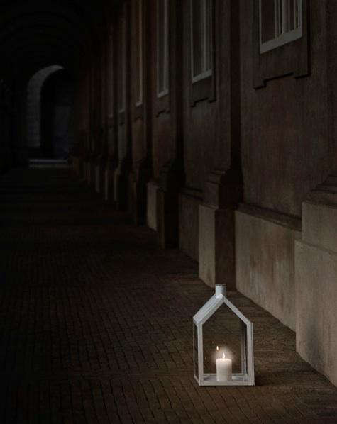 Outdoors LightHouse Lantern from Normann Copenhagen portrait 3