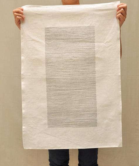 line tea towel 2