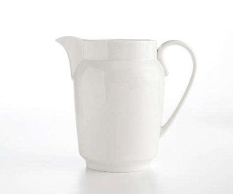 10 Easy Pieces Classic White Ceramic Pitchers portrait 8