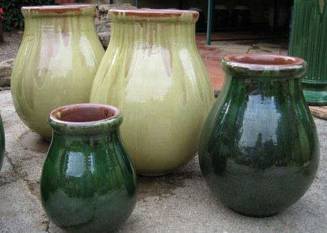 JewelToned Planters and Pots from the South of France portrait 5