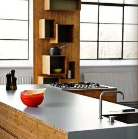Kitchen Bamboo Kitchen by We Do Wood portrait 5