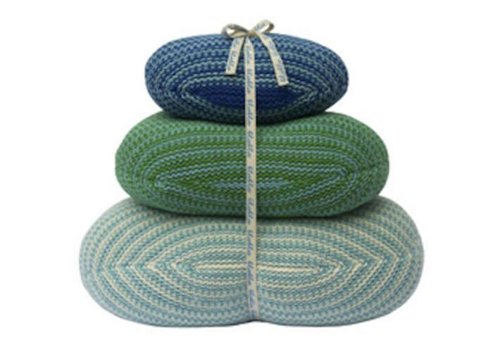 700 blabla pillows in green