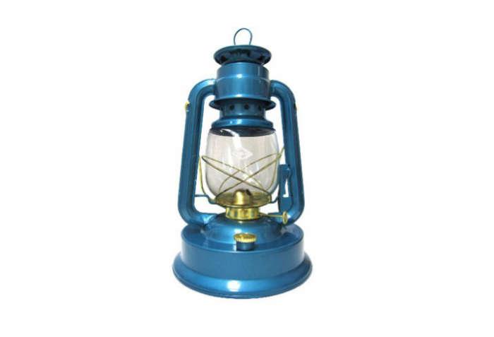 700 blue lantern gold accents