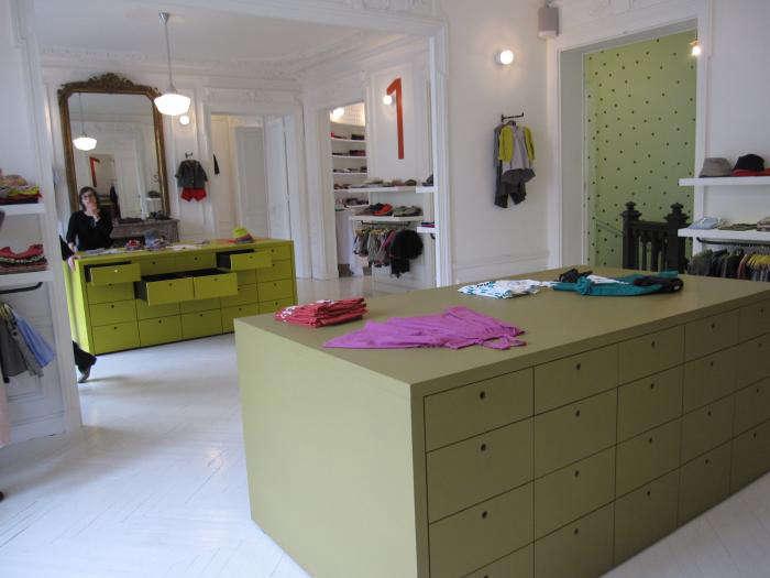 700 bonton green countertop