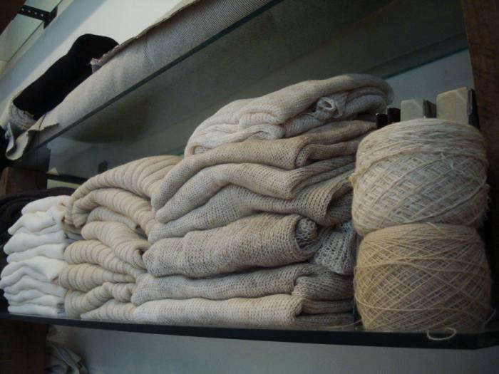 700 cubreme fabrics on shelf