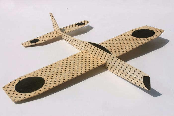 700 fredericks and mae wooden glider 1