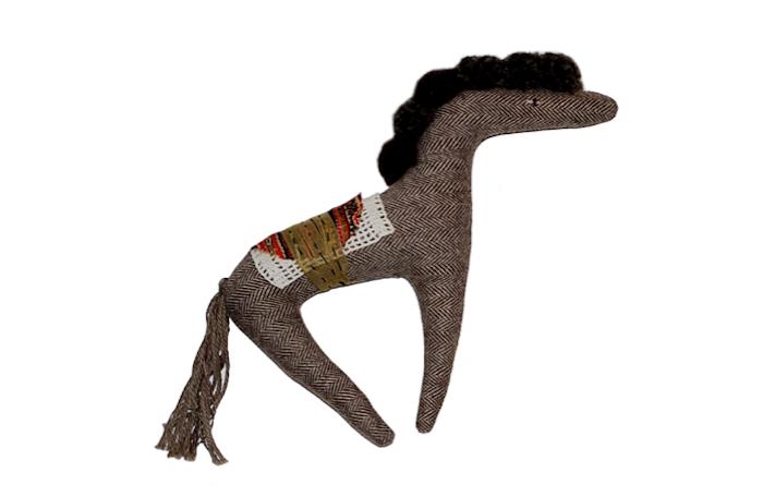700 handmade horse doll estella