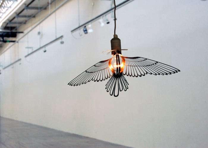700 homm bird light