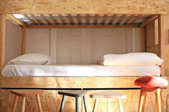 700 hostel bed bunk 10