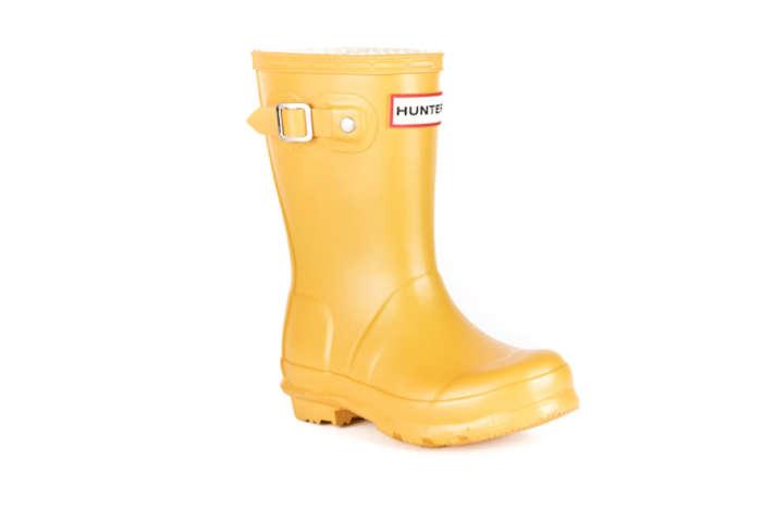 700 hunter yellow rain boots