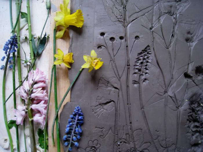 The Ultimate Pressed Flowers portrait 4