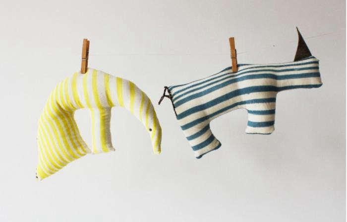 10 Easy Pieces Handmade Stuffed Animals portrait 7