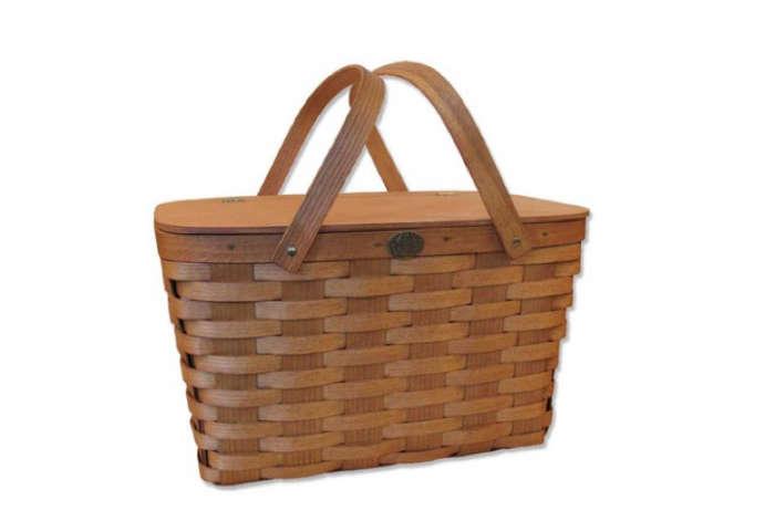 700 peterboro dark classic picnic basket