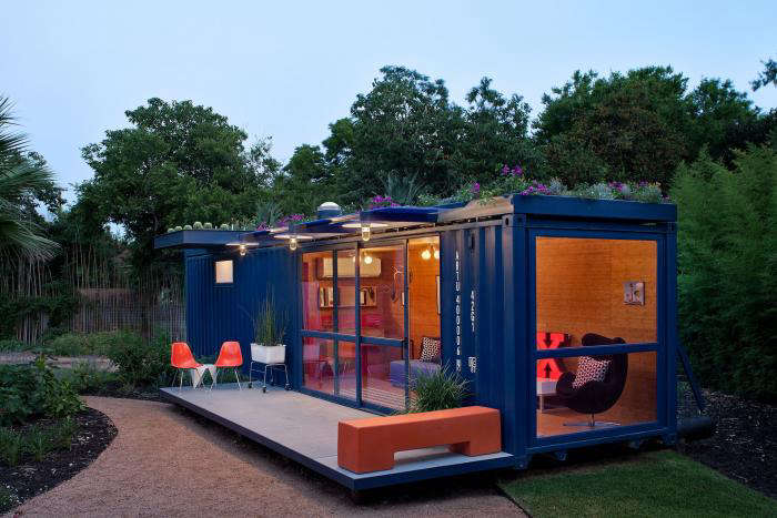 700 poteet container guest house