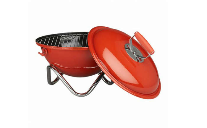 700 red camping grill
