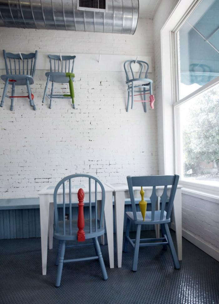 Chairs with a Colorful Twist by Annie Coggan portrait 3
