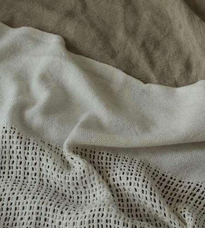 700 swedish knit blanket