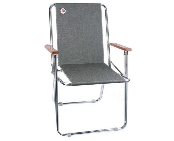 700 zip dee charcoal grey chair airstream