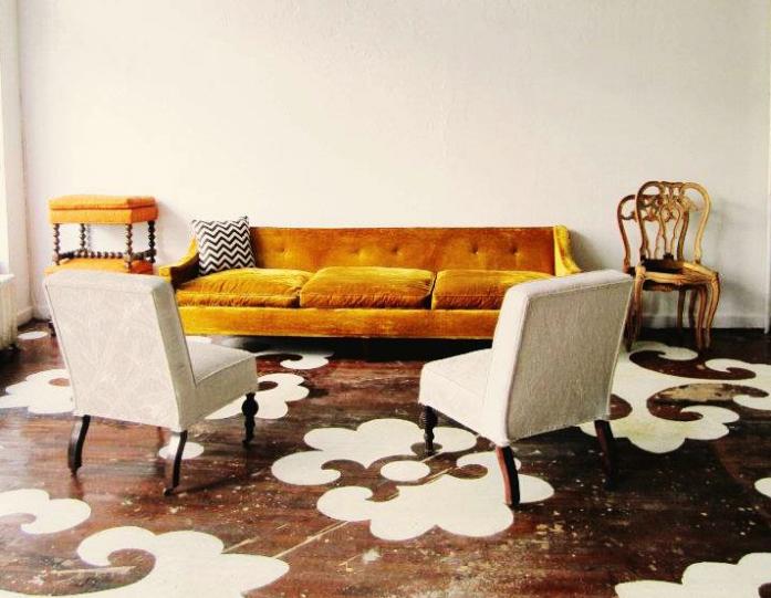 chairloom stencil floor 15