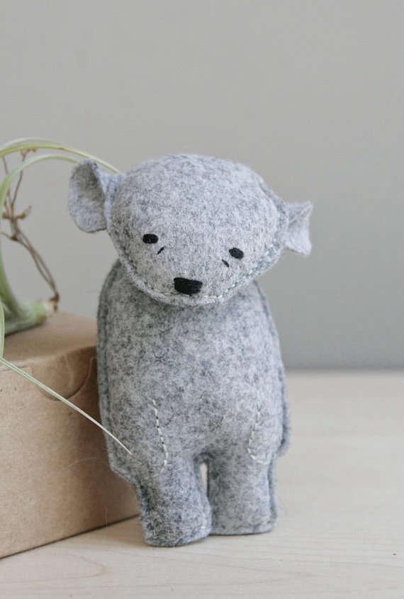 10 Easy Pieces Handmade Stuffed Animals portrait 4