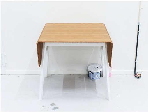 ikea folding table 1