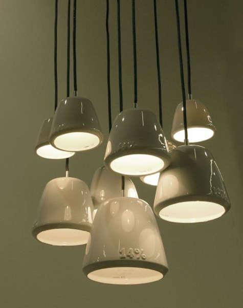 Lighting 14Percent Porcelain Pendant by Laura Strasser portrait 3