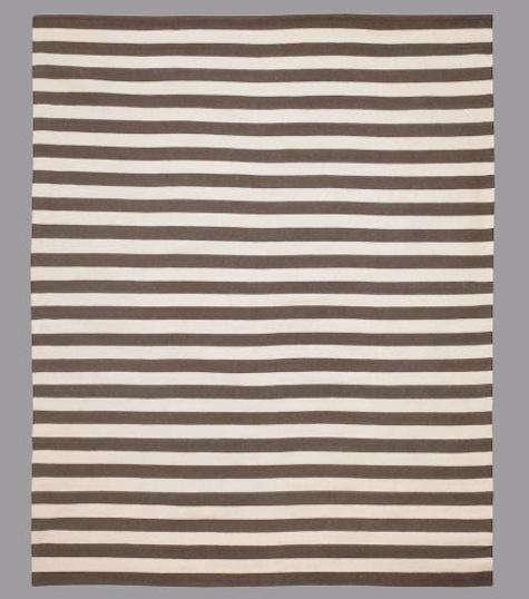 Walls Windows  Floors Draper Stripe Rugs from DwellStudio portrait 4