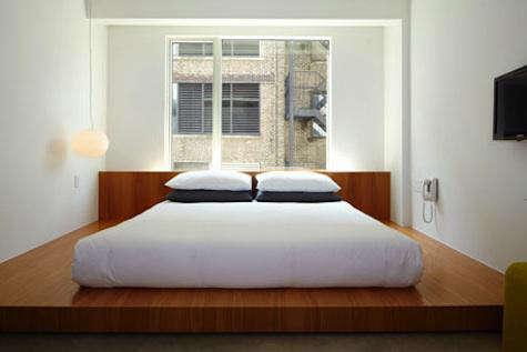 Hotels  Lodging Hotel Americano in New York City portrait 9
