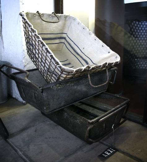 arxe lined baskets
