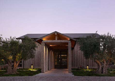 Restaurant Visit Kenzo Winery by Backen Gillam  Kroeger Architects portrait 4