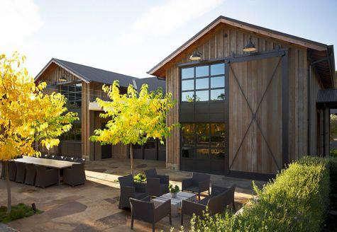Restaurant Visit Kenzo Winery by Backen Gillam  Kroeger Architects portrait 9