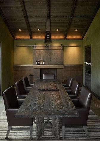 Restaurant Visit Kenzo Winery by Backen Gillam  Kroeger Architects portrait 8