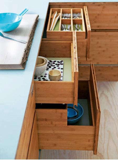 Kitchen Bamboo Kitchen by We Do Wood portrait 7