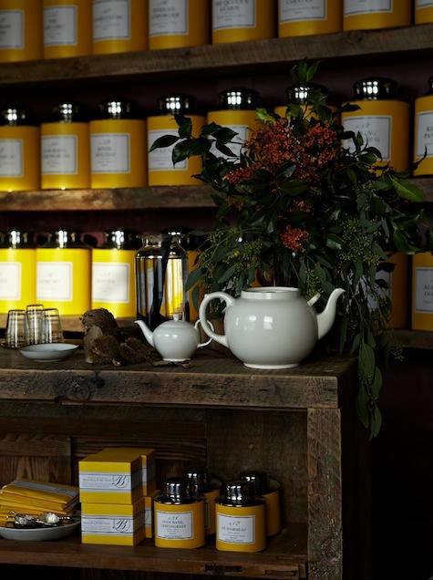 Restaurant Visit Bellocq Tea Atelier Opens Today in Brooklyn portrait 6