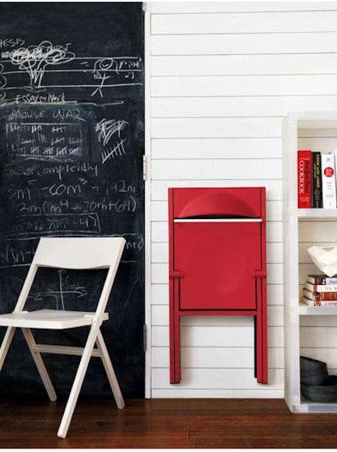 Furniture Piana Folding Chair at DWR portrait 4