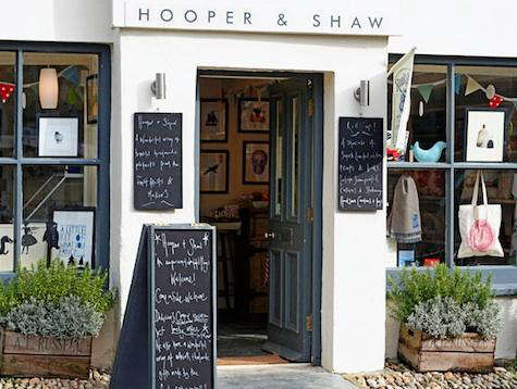 Shoppers Diary Hooper  Shaw in Cornwall England portrait 3