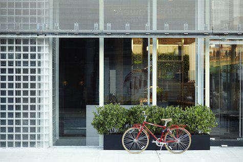 Hotels  Lodging Hotel Americano in New York City portrait 12