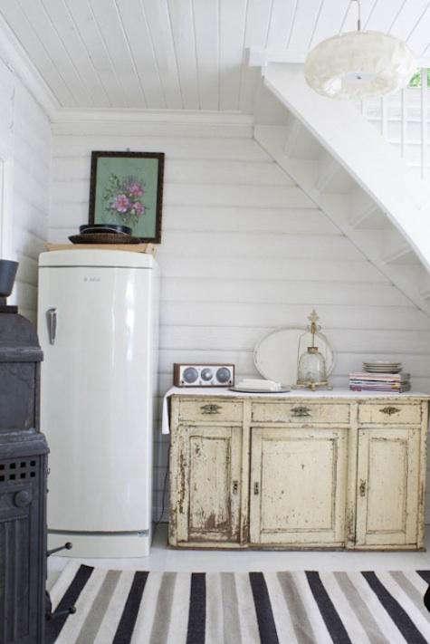 kitchens under stairs pinterest