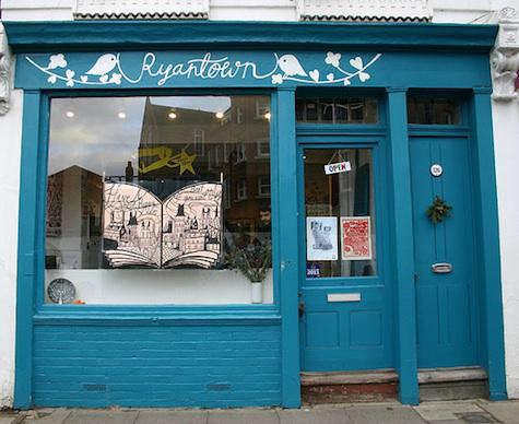 Shoppers Diary Ryantown in London portrait 3