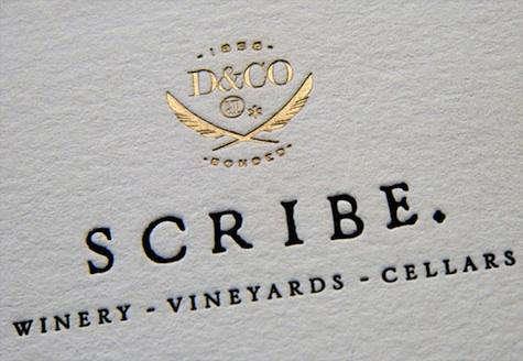 Restaurant Visit Scribe Winery in Sonoma portrait 7