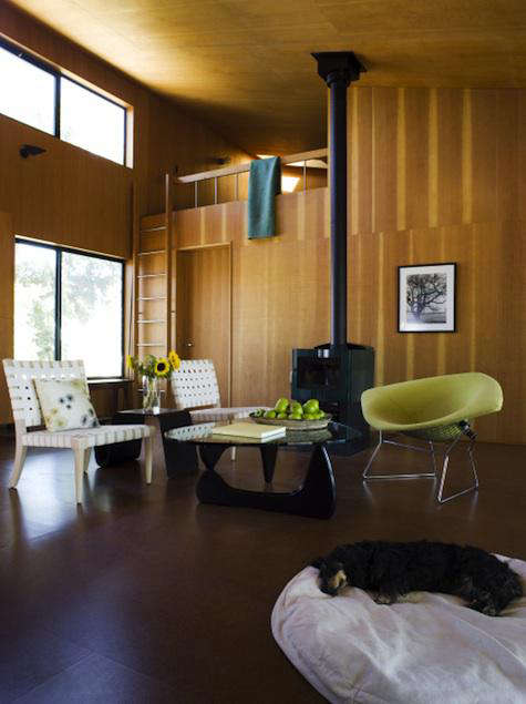 yolo cabin cork floor